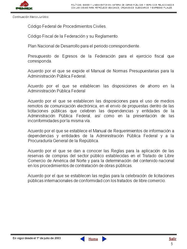 Código Federal de Procedimientos Civiles.