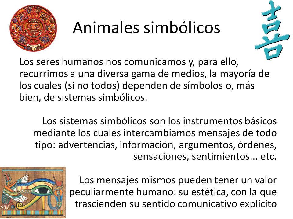 Animales simbólicos