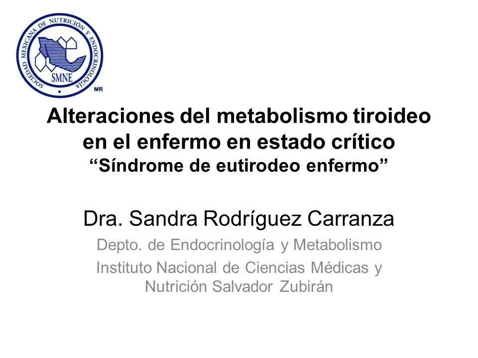Dra. Sandra Rodríguez Carranza