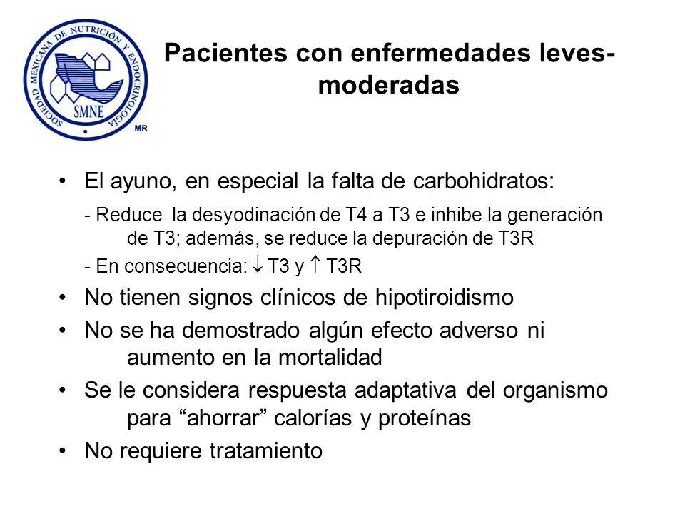 Pacientes con enfermedades leves-moderadas