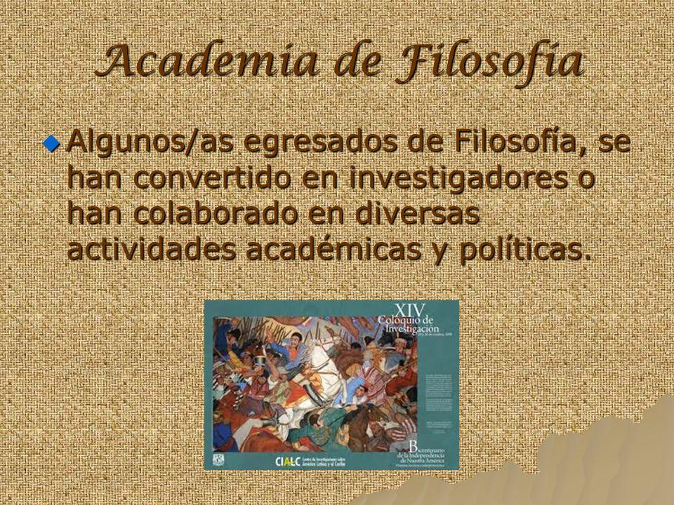 Academia de Filosofía