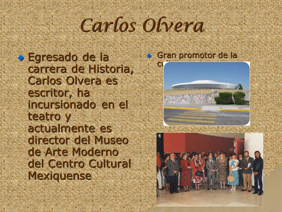 Carlos Olvera