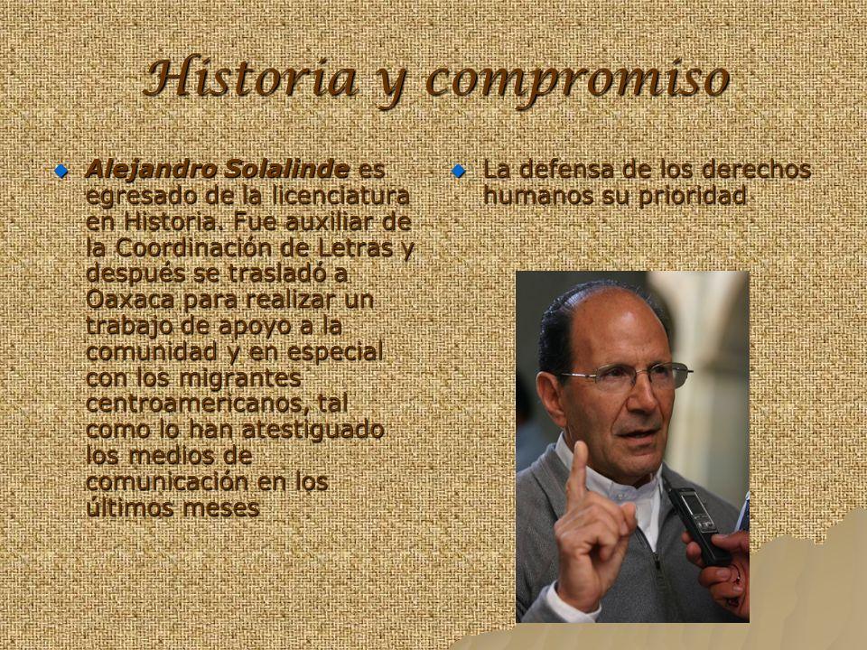Historia y compromiso