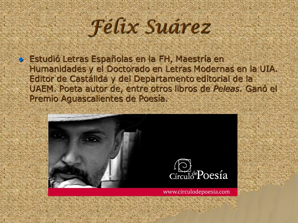 Félix Suárez