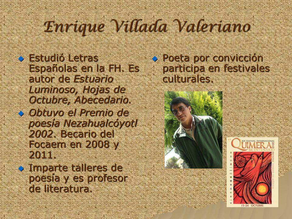 Enrique Villada Valeriano