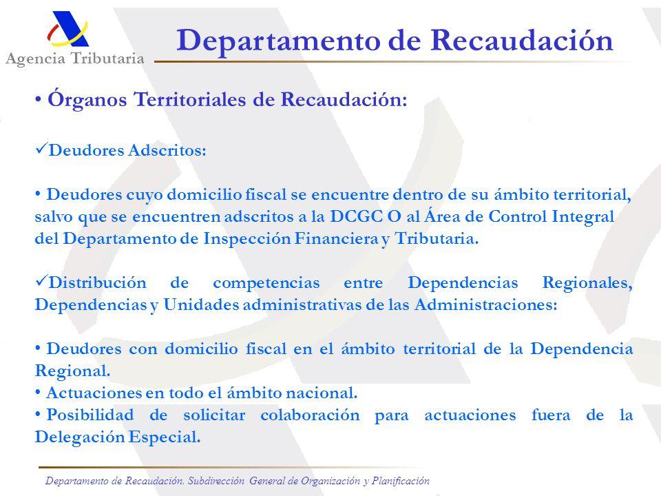 Agencia tributaria departamento de recaudaci n ppt descargar for Oficina nacional de gestion tributaria