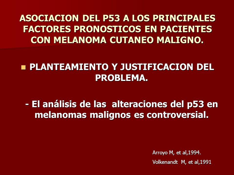 PLANTEAMIENTO Y JUSTIFICACION DEL PROBLEMA.