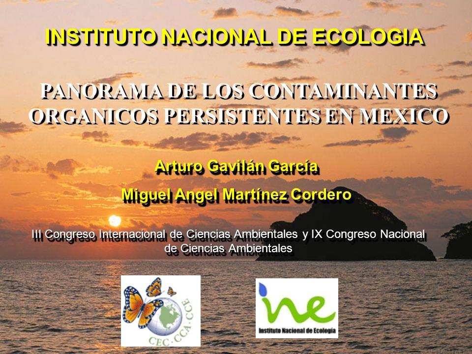 INSTITUTO NACIONAL DE ECOLOGIA