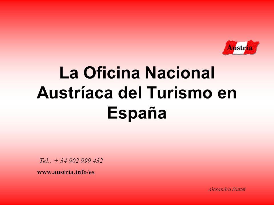 La Oficina Nacional Austríaca del Turismo en España