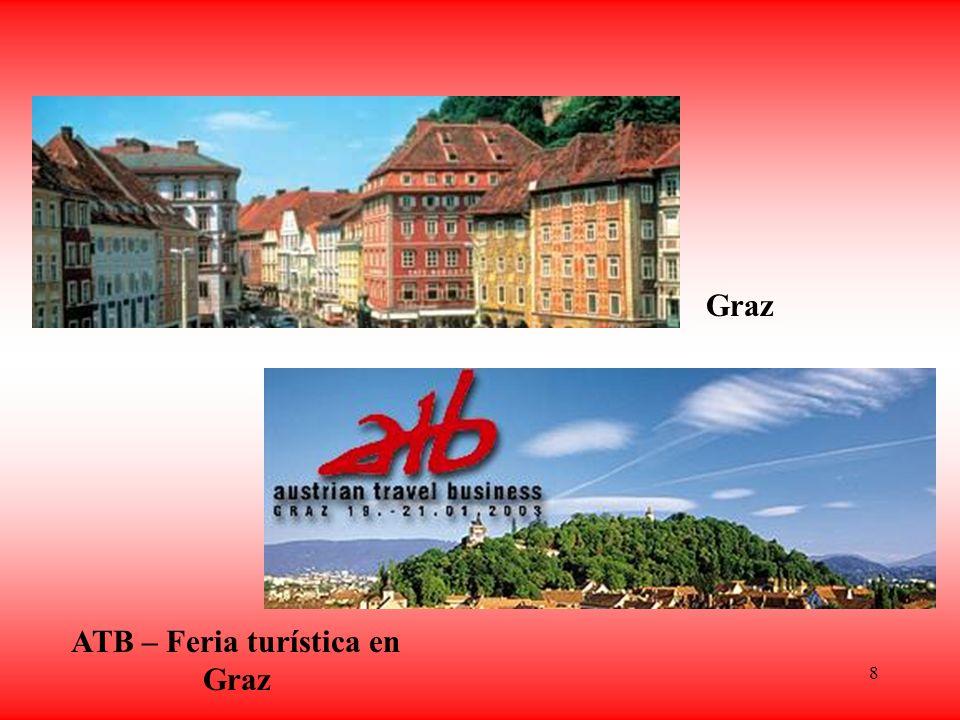 ATB – Feria turística en Graz