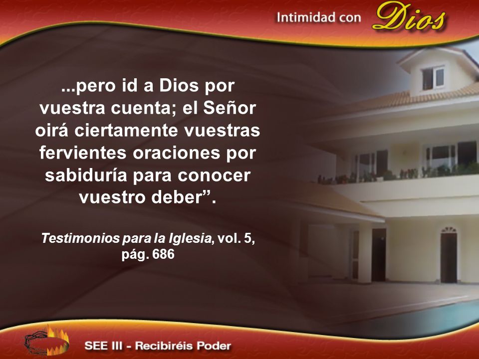 Testimonios para la Iglesia, vol. 5, pág. 686