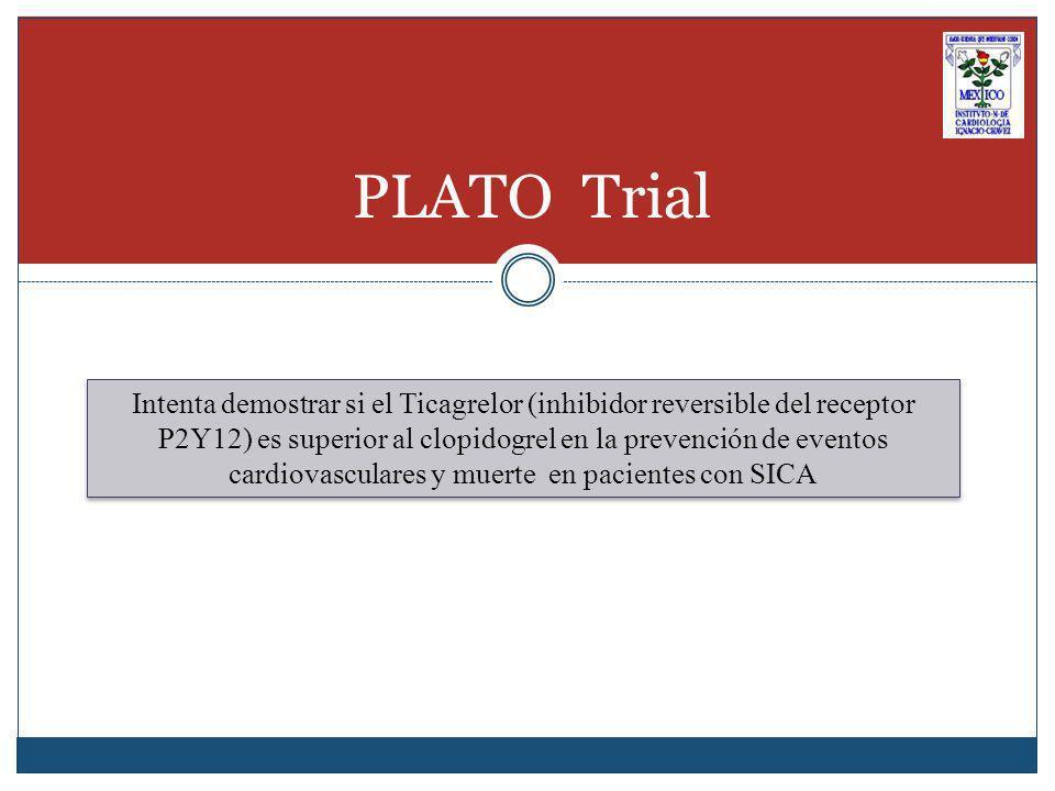 PLATO Trial