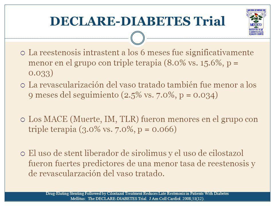 DECLARE-DIABETES Trial