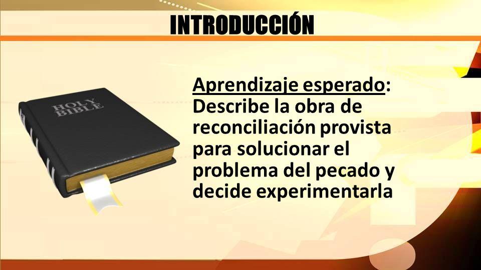 INTRODUCCIÓN Aprendizaje esperado: