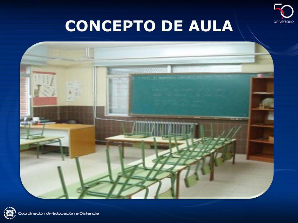 CONCEPTO DE AULA