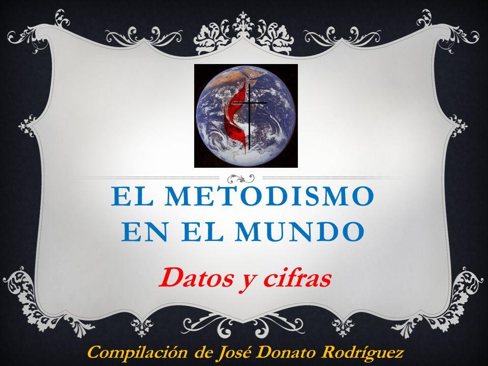 EL METODISMO EN EL MUNDO