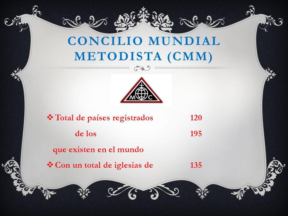 Concilio mundial metodista (cmm)