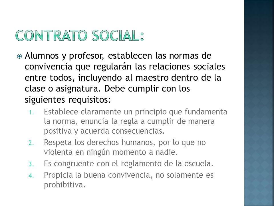 Contrato social: