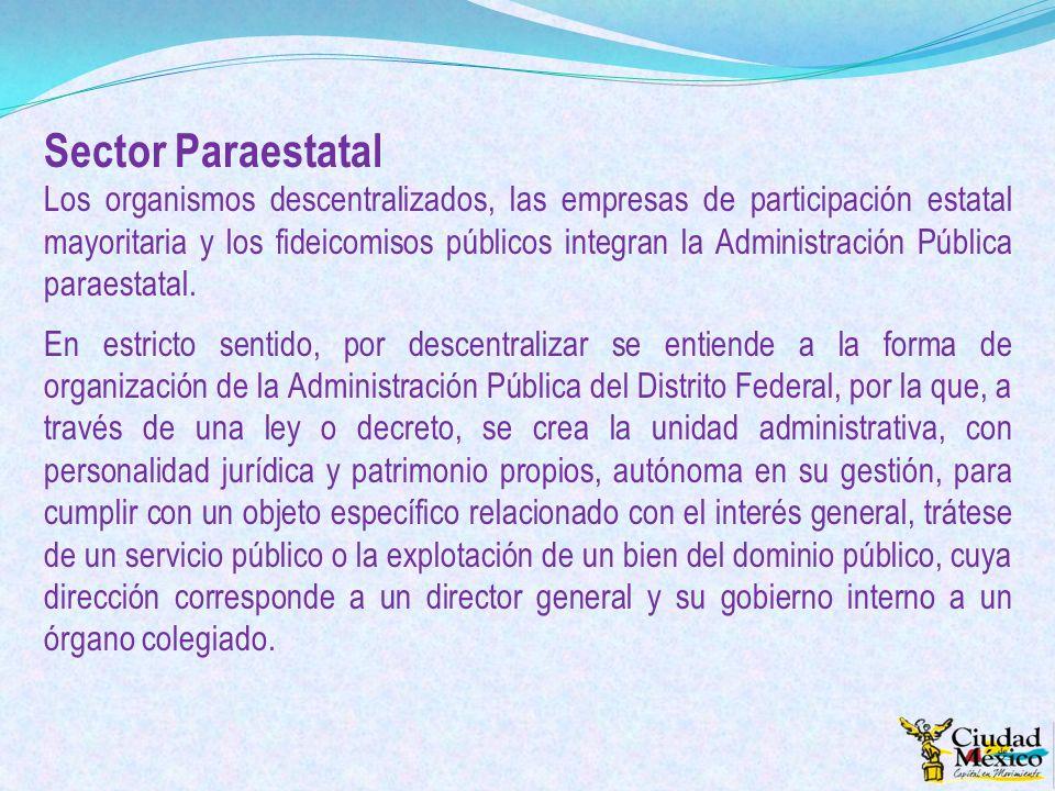 Sector Paraestatal