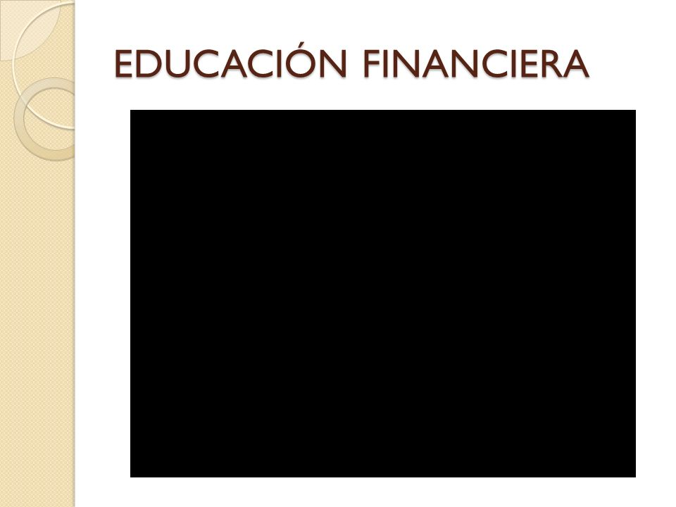 EDUCACIÓN FINANCIERA Concepto de inflación