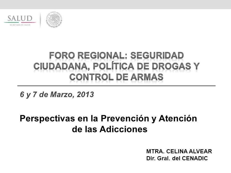 Perspectivas en la Prevención y Atención