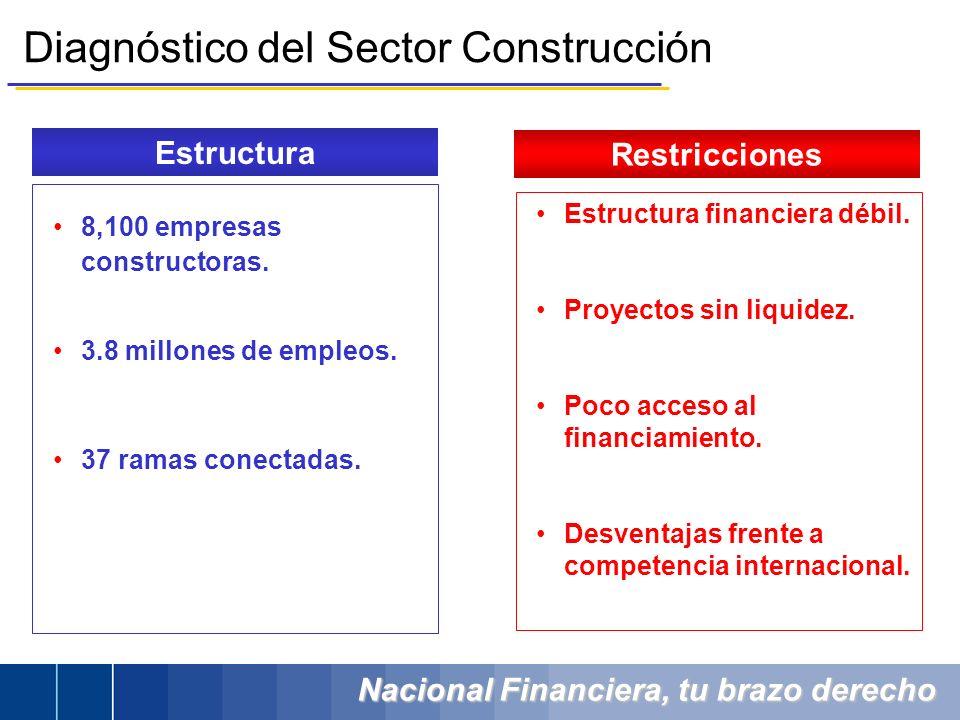 Diagnóstico del Sector Construcción