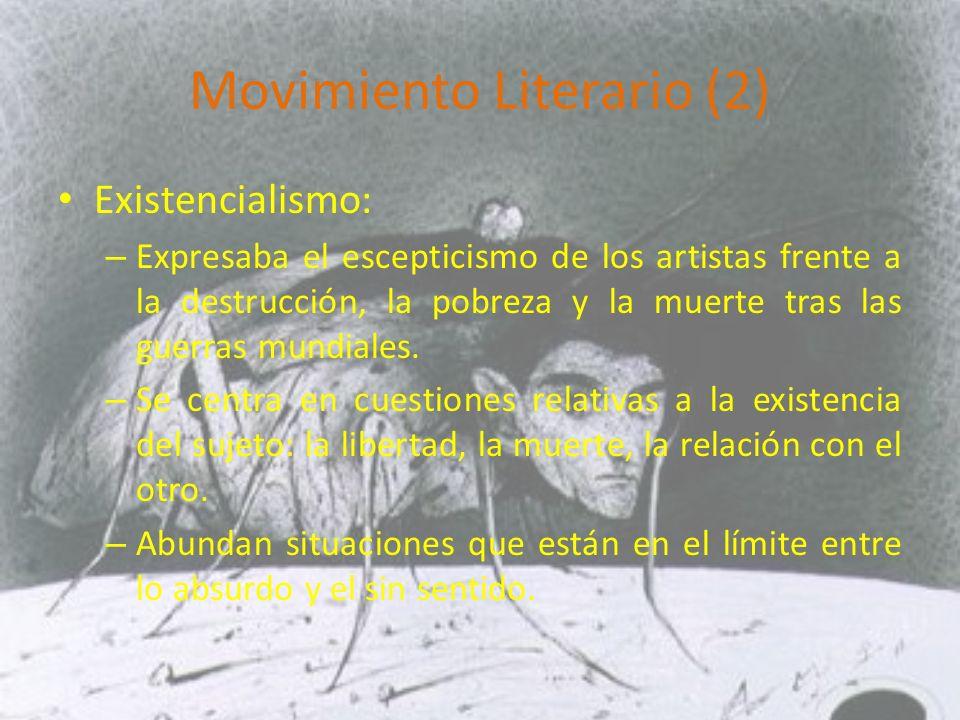 Movimiento Literario (2)