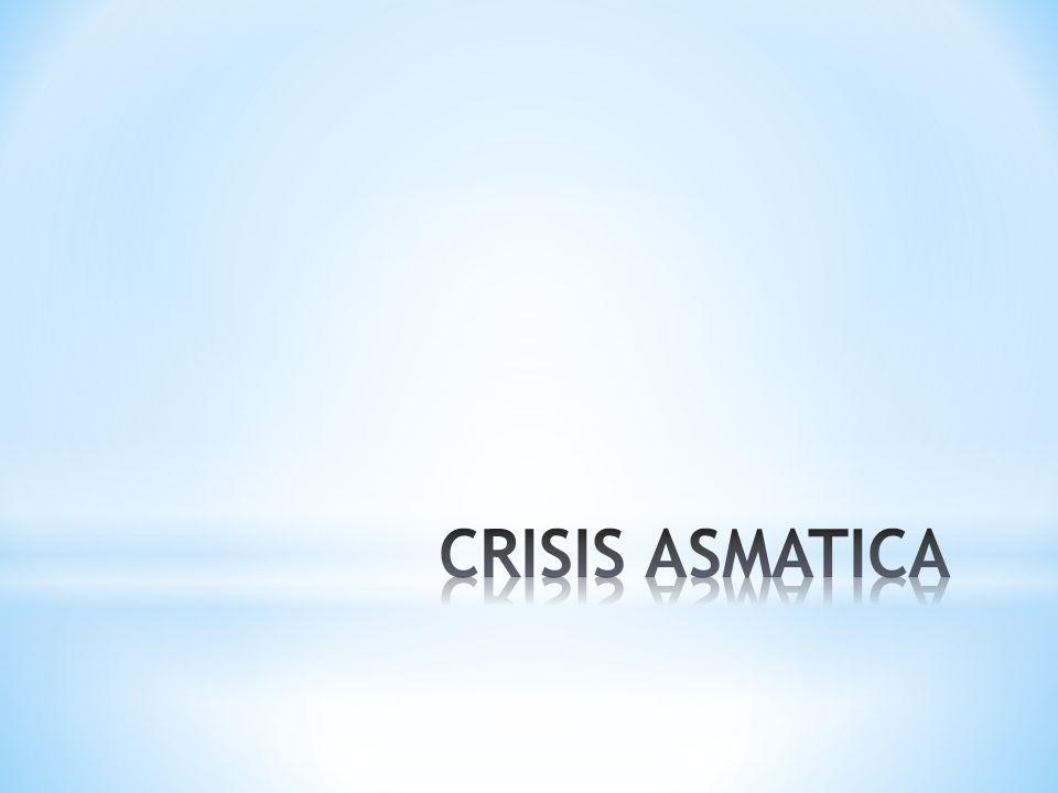 CRISIS ASMATICA