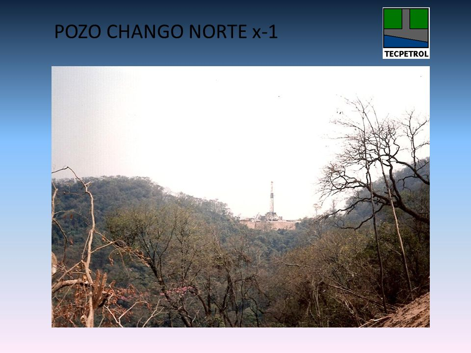 POZO CHANGO NORTE x-1