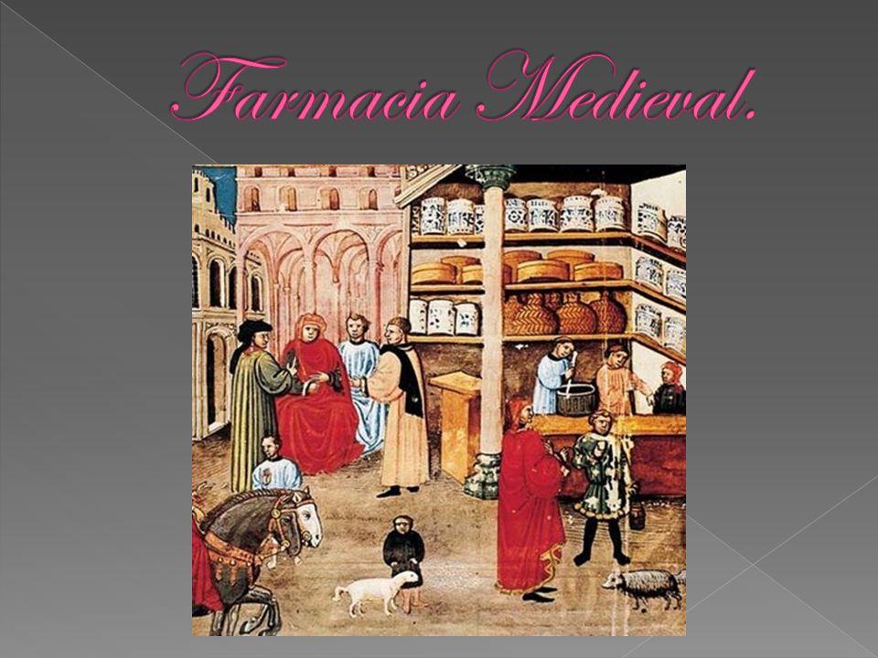 Farmacia Medieval.