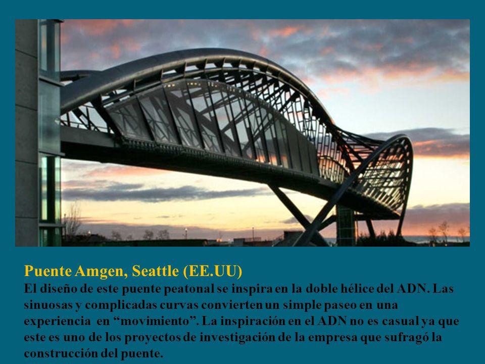 Puente Amgen, Seattle (EE.UU)