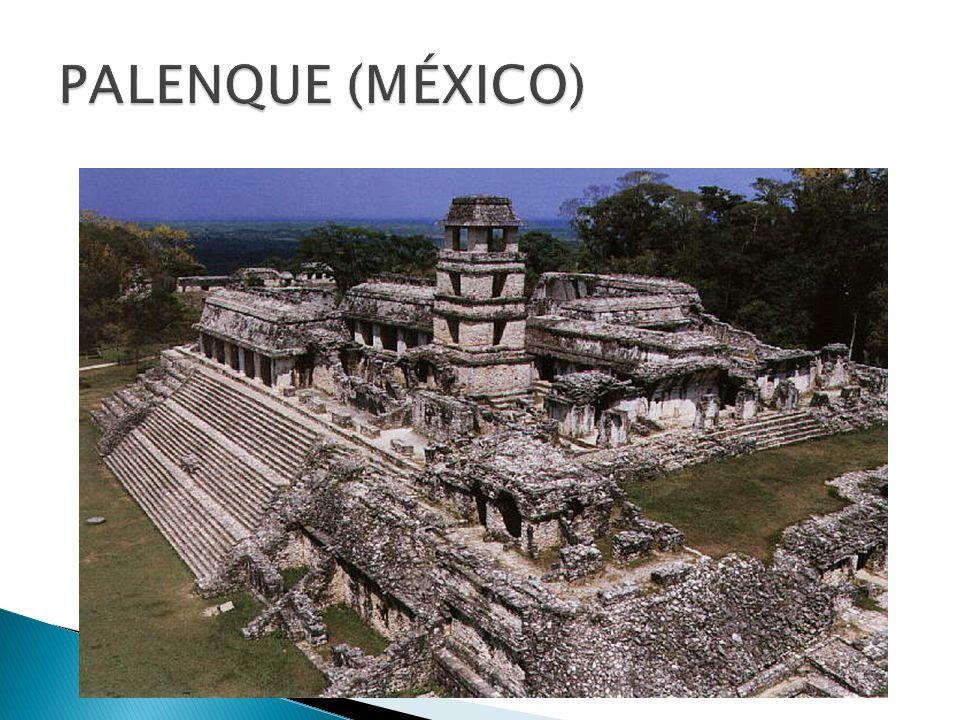 PALENQUE (MÉXICO)