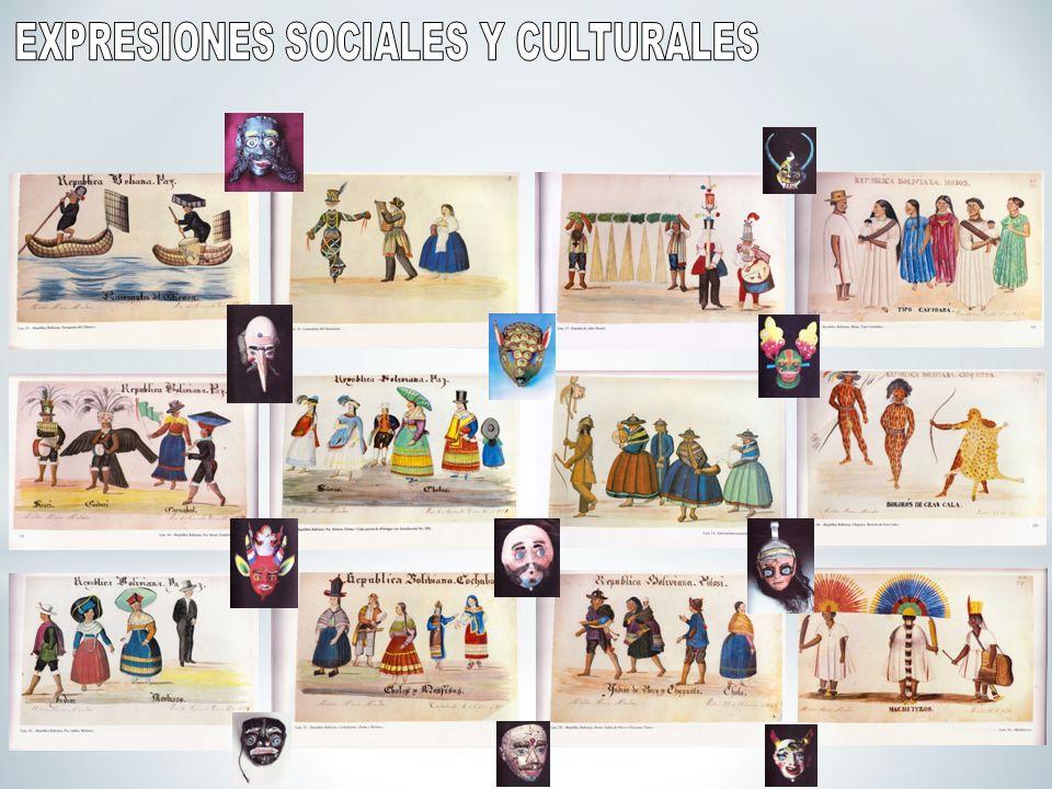 EXPRESIONES SOCIALES Y CULTURALES