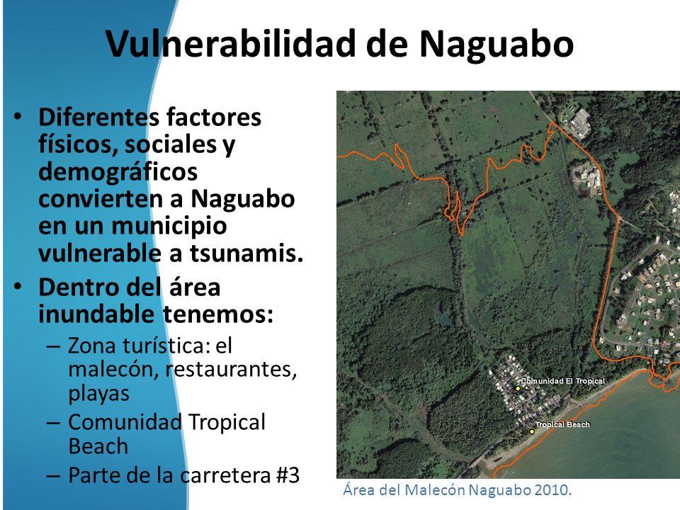 Vulnerabilidad de Naguabo