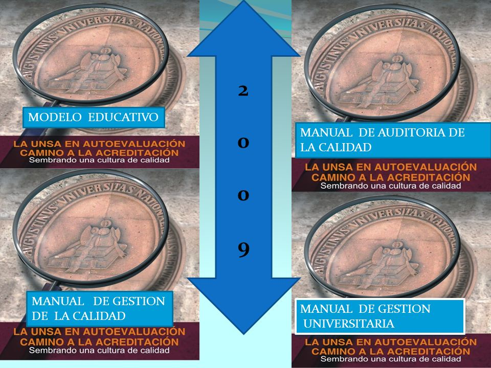 2 9 MODELO EDUCATIVO MANUAL DE AUDITORIA DE LA CALIDAD