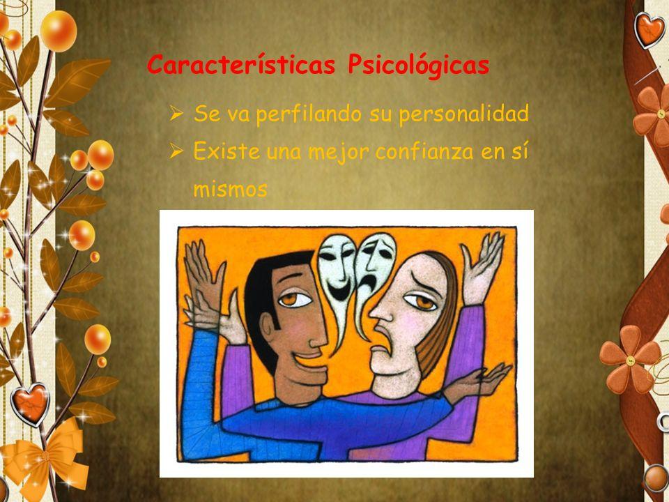La Pubertad Características Psicológicas