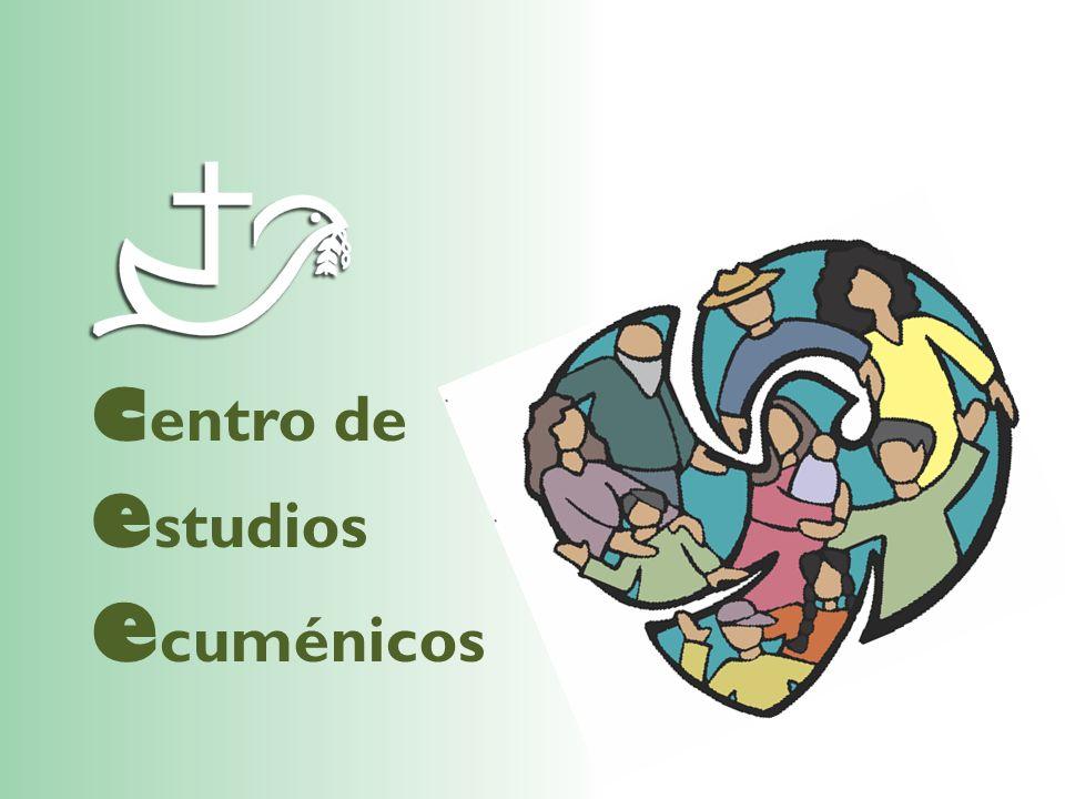 centro de estudios ecuménicos