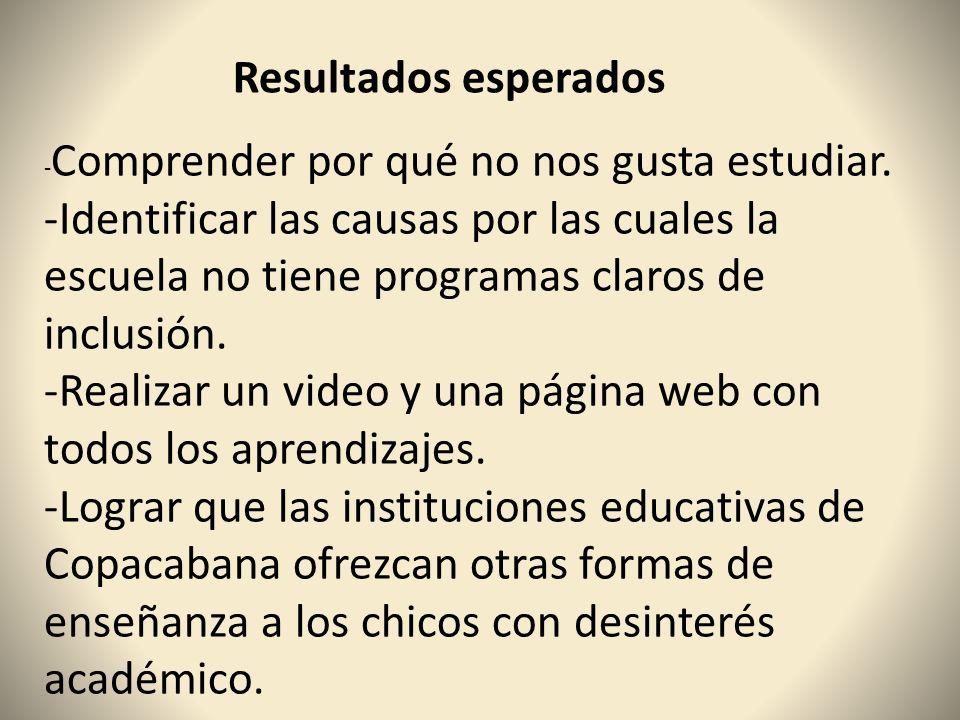 -Realizar un video y una página web con todos los aprendizajes.