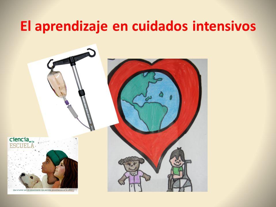 El aprendizaje en cuidados intensivos