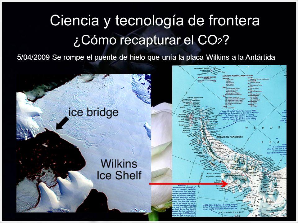 Ciencia y tecnología de frontera