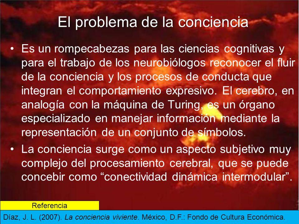 El problema de la conciencia
