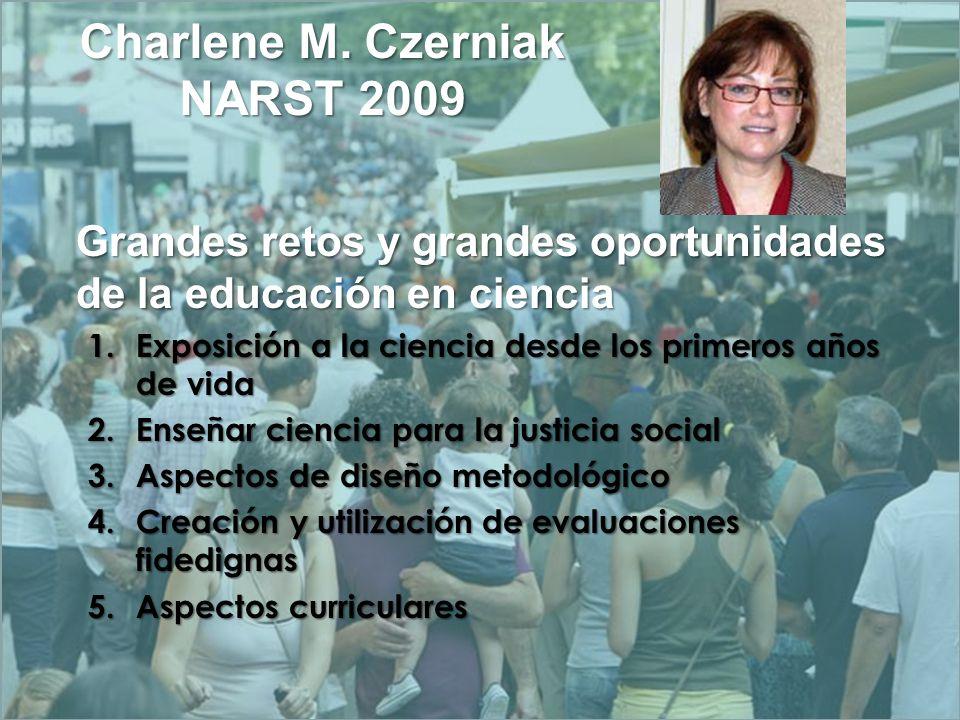 Charlene M. Czerniak NARST 2009