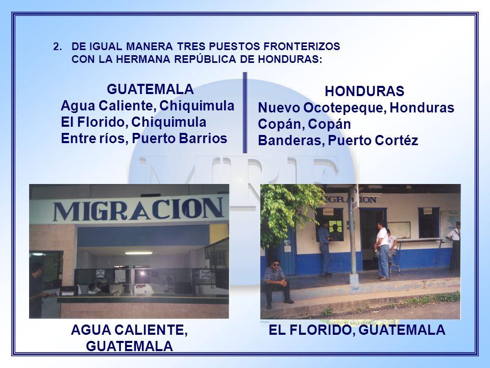 AGUA CALIENTE, GUATEMALA