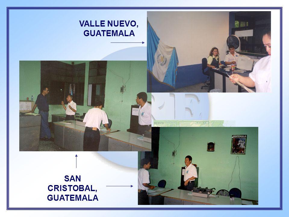 SAN CRISTOBAL, GUATEMALA