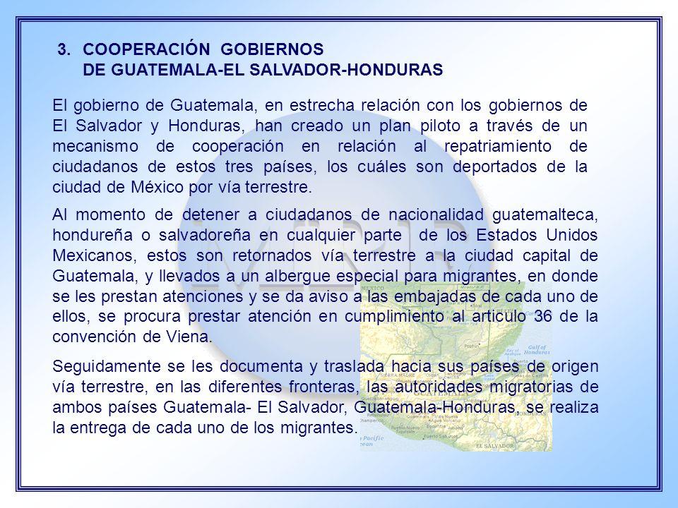 COOPERACIÓN GOBIERNOS