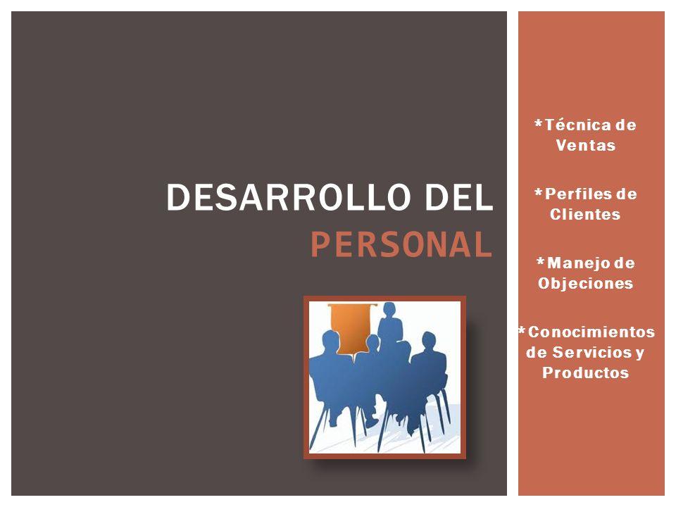 Desarrollo del Personal