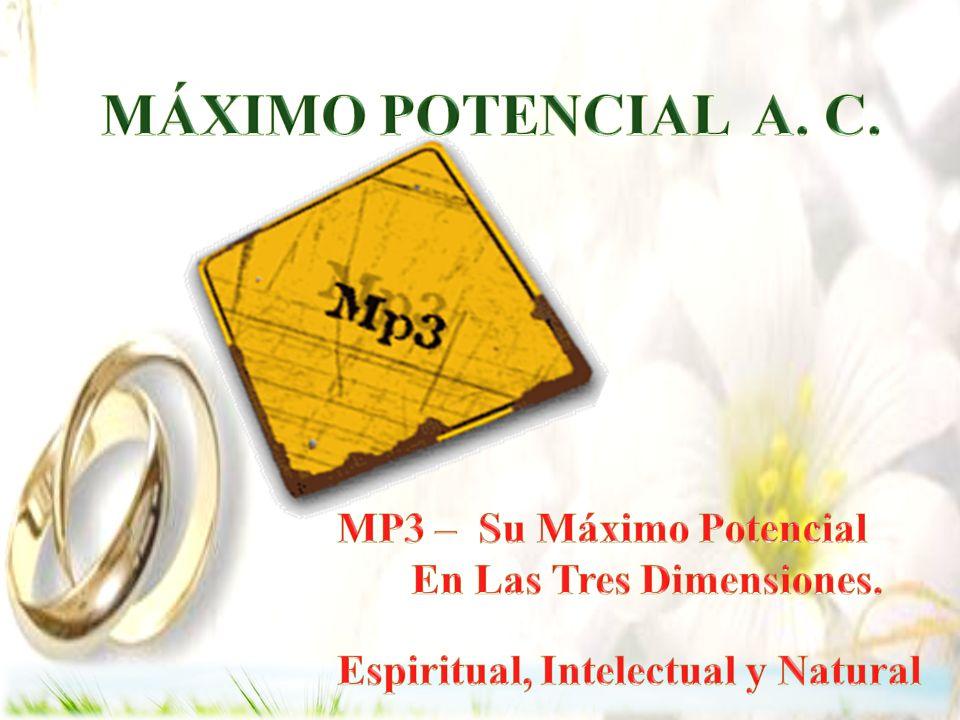MÁXIMO POTENCIAL A. C. MP3 – Su Máximo Potencial