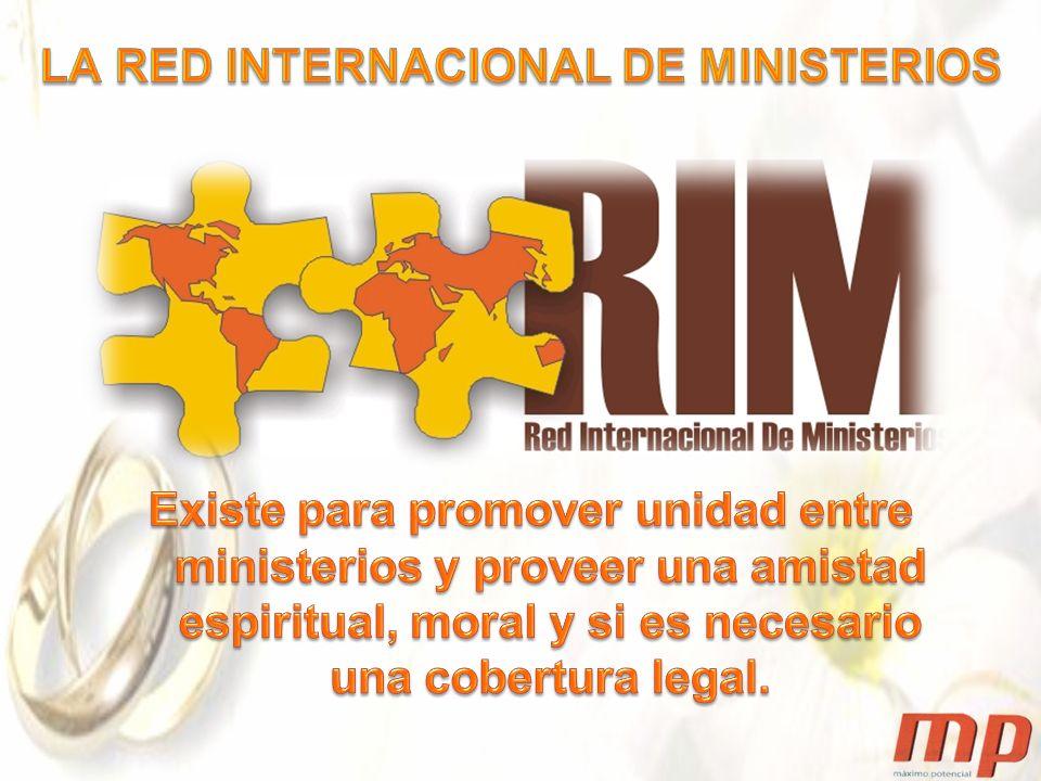 LA RED INTERNACIONAL DE MINISTERIOS