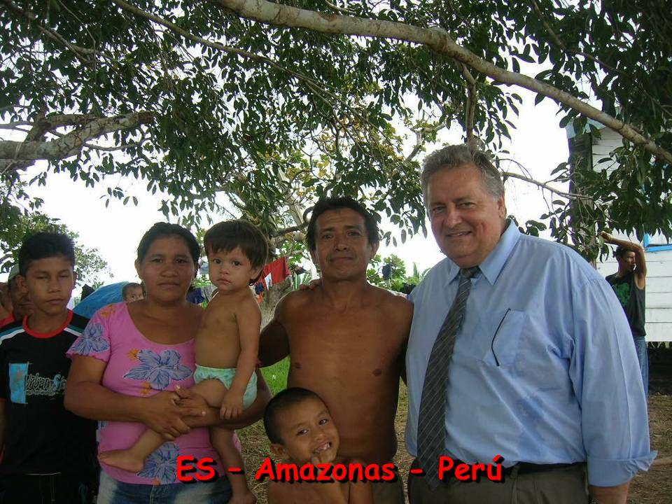 ES – Amazonas - Perú