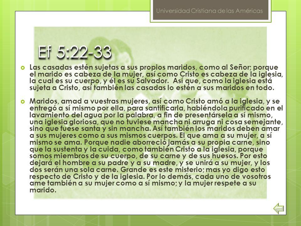 Ef 5:22-33